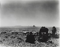 shepherds of the desert (from the enduring navaho) by laura gilpin
