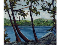 south pender island b.c. by william (h.w.) townsend