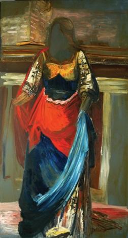woman by yigal ozeri