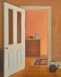 interior still life by brian james dunlop