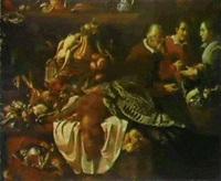 les apprets du festin by giacomo legi