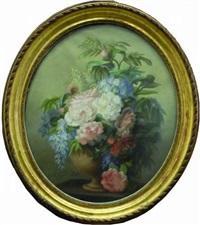 bouquet de fleurs by mélanie mill