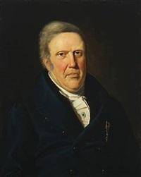 portrait of johan rubring harboe by david monies