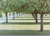 herrenhauserpark, hannover by david hockney