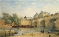 le pont neuf by george arnull