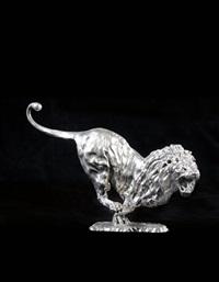 lion chassant by josé-maria david