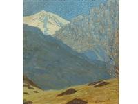 il ghiacciaio by leonardo dudreville