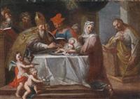 die beschneidung christi by franz joseph spiegler