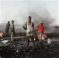 8. david akore, agbogbloshie market, accra, ghana from permanent error by pieter hugo