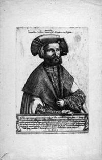 hüftbild des juristen leopold dick by hieronymus hopfer