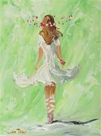 solo dancer by lorna millar