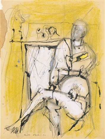 the painter by endre nemes