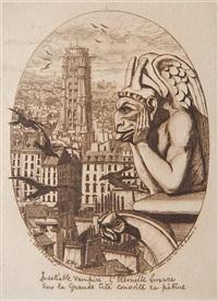 le stryge (schneiderman 27) by charles meryon