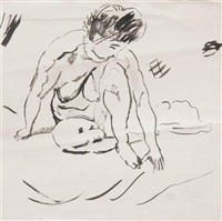 nude by jules pascin