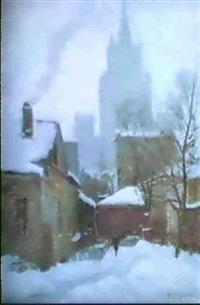 moscou sous la neige by toros vezerian