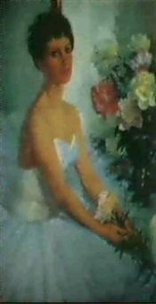 la ballerine by serguei babkov