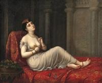 cléopâtre by alexandre svoboda