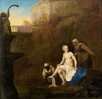 david and bathsheba by françois verwilt