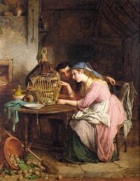 wooing and cooing by george smith