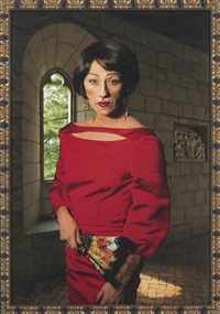 untitled #470 by cindy sherman
