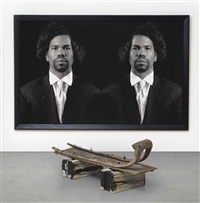 the new negro escapist social and athletic club (emmett) (in 2 parts) by rashid johnson