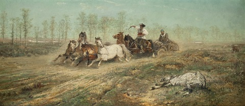 fast ride by adolf schreyer