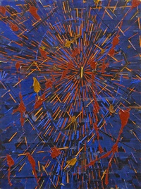 untitled by lee mullican