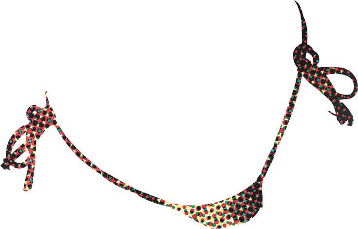 bikini dots by jeff koons