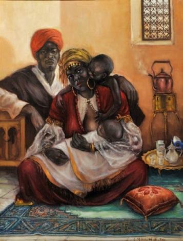 maternité by ahmed cherif machichi