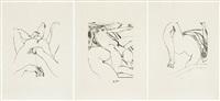 lovers by brett whiteley