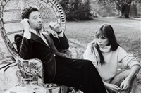 serge gainsbourg i jane birkin by leonard de raemy