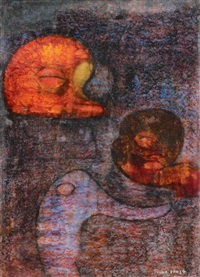 les canards by max ernst