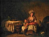 l'heureuse mère by marc antoine bilcoq
