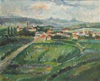 landscape by ecaterina cristescu delighioz