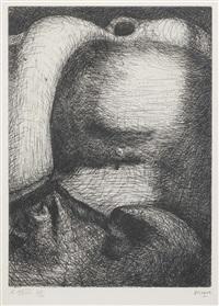 un'incisione e cinque manifesti by henry moore