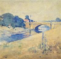 lansdowne bridge by jesse jewhurst hilder