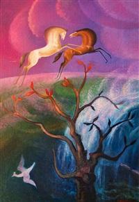 garden of dreams by karel oberthor