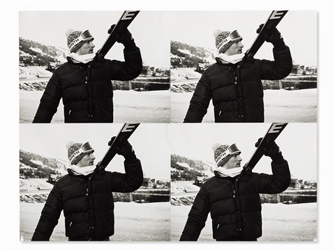 Jon Gould with Skis by Andy Warhol on artnet Jon Gould Mcw