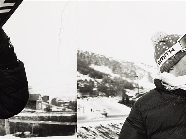 Jon Gould with Skis by Andy Warhol on artnetJon Gould Warhol