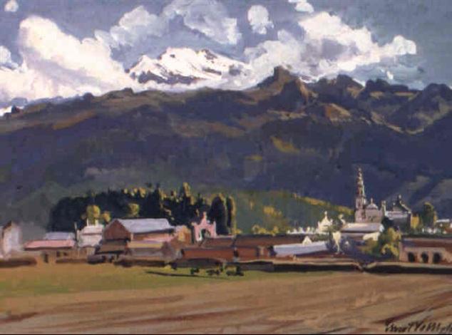 views in the americas by ernst vollbach vollbehr