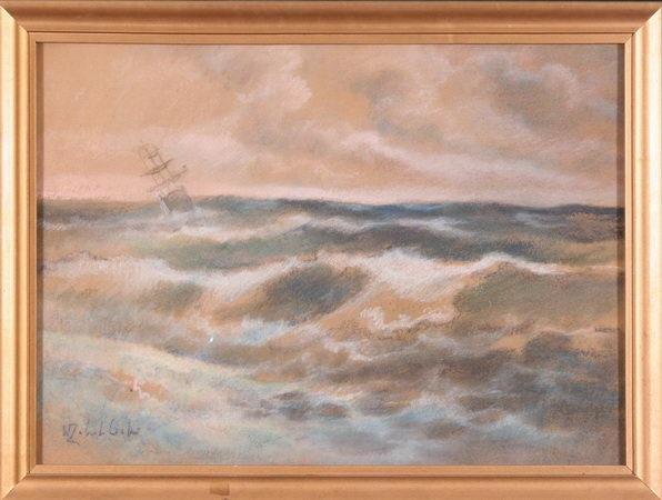 spienione morze by waclaw zaboklicki