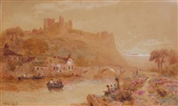 richmond castle by walter stuart lloyd