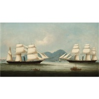 merchant shipping off hong kong by anglo-chinese school (19)