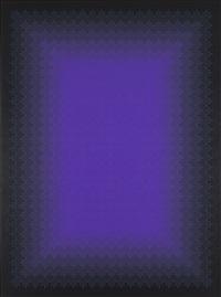 lumina violet by julian stanczak