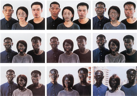 shanghai family tree in 9 parts by zhang huan