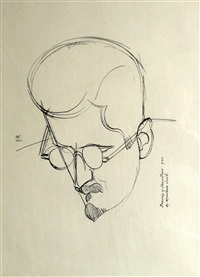 james joyce by wyndham lewis
