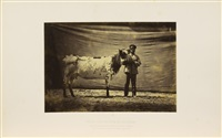 concours agricole (4 works) by nadar