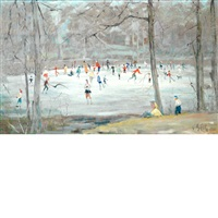 skaters by george gach