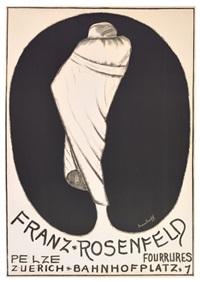 franz * rosenfeld/pelze by rolland brunhoff