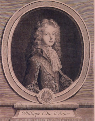 philippe duc danjou by gérard edelinck